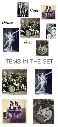 """""""Ciggy Dance Jazz"""" by info-3buu ❤ liked on Polyvore featuring art and allthatjazz"""