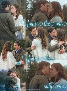 """You're the one. You're the only one."" - Jack Thornton   When Calls the Heart edit by me #Hearties #WhenCallsTheHeart"