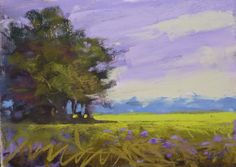 Painting My World: New Video Blog Demo of a Quick Daily Painting