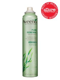 Aveeno Dry Shampoo--Sulfate Free !  and just 7.99  you  will get some volume !!!