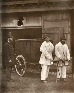 Public Disinfectors [Street Life in London] 1877