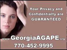 Unplanned Pregnancy Northeast Cobb GA, AGAPE, 770-452-9995, Unplanned Pr... https://youtu.be/P97rYRELAls