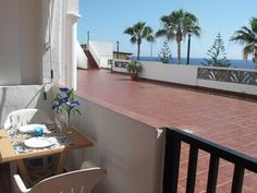 Wonderful apartment with sea views near the beach. excellent location near the Playa del Cura. The new Taurus and Amadores Beach within walking distance. g...
