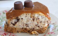 Godaste efterrätten Food Cakes, Cheesecake Recipes, Toffee, Cheesecakes, Banana Bread, French Toast, Sweets, Chocolate, Breakfast
