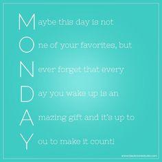 Monday blessing monday happy monday monday greeting monday quote monday graphic