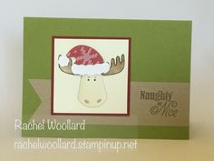 Jolly Friends and Greetings from Satna, from the new Stampin Up Holiday Catalogue rachelwoollard.stampinup.net