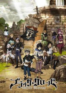 KissAnime, you can watch Black Clover (TV) (Dub) Episode 60