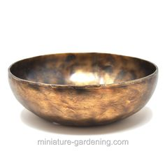 Wow - this might be one planter that every gardener can agree on when discussing miniature gardening. Garden Supplies, Garden Tools, Landscape Materials, Garden Bulbs, Miniature Plants, Fairy Garden Accessories, Copper Color, Amazing Gardens, Container Gardening