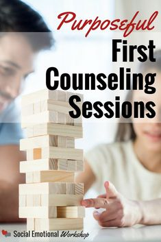 A first counseling session are a unique time to build rapport, create a safe space, and engage students in their own growth. School Counseling sessions should be purposeful.