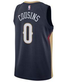 Nike Men s DeMarcus Cousins New Orleans Pelicans Icon Swingman Jersey -  Blue XXL New Orleans Pelicans 767a13d6e