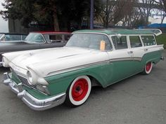 Ford Station wagon | Flickr - Photo Sharing!