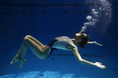 Synchronised Swimming Sport Pic