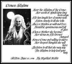 The Crone's Wisdom
