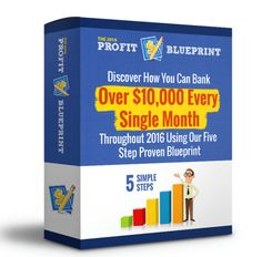 The 2016 Profit Blueprint Review  How To Set Up an Email Marketing Campaign Build a Huge Email List that Make $10000 Per Month In 5 Simple Steps