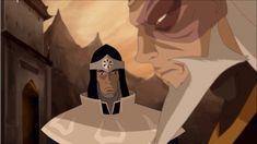 """And finally: welcome back to Team Avatar, former Fire Lord Zuko! 