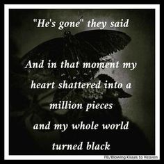 So very true. Missing my son so very much. I am missing my son and daughter who died tragically from a fire my daughter was 17 my son Myself . Missing My Husband, I Miss You Dad, Love Of My Life, In This World, My Love, Rip Daddy, Grieving Quotes, Grief Loss, Papi