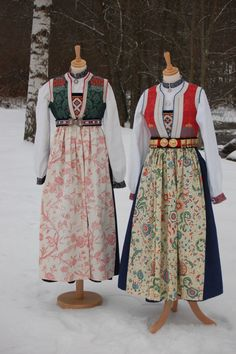 Folk Costume, Costumes, Norwegian Vikings, Viking Clothing, Going Out Of Business, Traditional Dresses, Diy Clothes, Norway, Sweden