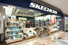Nuestra tienda Skechers Sta. Fe, en el D.F. #skechersmexico