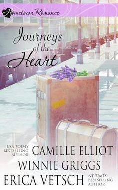 Giveaway at RelzReviewz: Journeys of the Heart by Camille Elliot, Winnie Griggs and Erica Vetsch #BookGiveaway