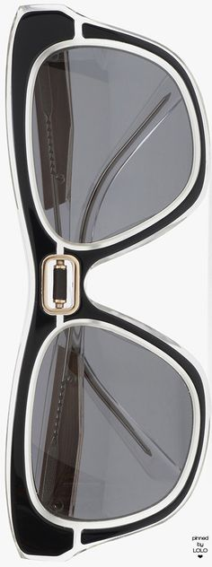 BALMAIN ALEX ACETATE SUNGLASSES