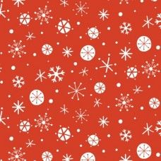 Dashwood Studios Christmas Party fabric Mice in snow xmas fat quarters-metre