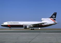 British Airways Lockheed L-1011-385-1 TriStar 1 Gilliand - Lockheed L-1011 TriStar - Wikipedia, the free encyclopedia