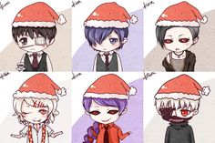 Tokyo Ghoul - Christmas