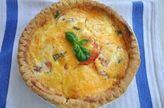 SouthernPlate Tomato Pie ...Can how tell how much I LOVE this Pie recipe. There's not a person alive who won't like it. I think by now I've made about 100  Pies (well it feels like 100).  Try it today... you won't be disappointed
