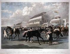 Tracing horse racing history at the British Museum