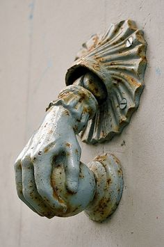 Door Knocker, PARIS.                                                       …