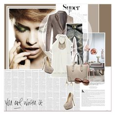 """""""Superwoman"""" by lucky-1990 ❤ liked on Polyvore"""