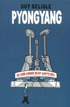 'Pyongyang' de Guy Delisle será adaptada al cine por Gore Verbinski