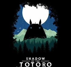 Shadow Of The Totoro