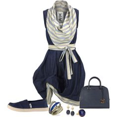 """""""midnight blue"""" by missy-smallen on Polyvore"""