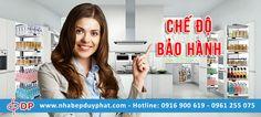 Chế độ bảo hành thiết bị nhà bếp tại Duy Phát