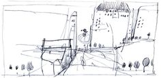 Cityscape Drawings : : p a u l b a l m e r