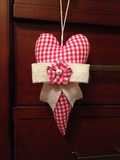 Corazón navideño