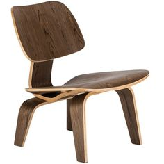 Light Society Isabella Plywood Lounge Chair