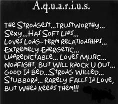 age of Aquarius...