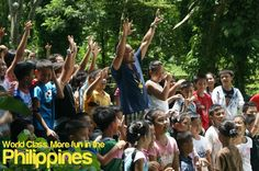 WORLD CLASS. More FUN in the Philippines!