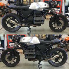 BMW K75 Cafe Racer | Auto & Motorrad: Fahrzeuge, Motorräder, BMW | eBay!