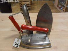 ŽEHLIČKY (hračky) Klasické kovové žehličky - hračky. - obrázek číslo 1
