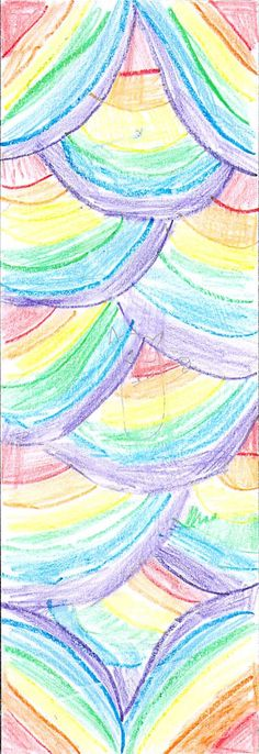"""""""Rainbows"""" by Avery 