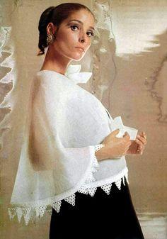 L'Officiel magazine 1967. Pierre Cardin