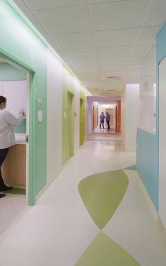 pediatrician office corridor - Google Search