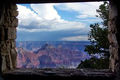 Storms hit San Francisco Peaks - Grand Canyon Lodge North Rim