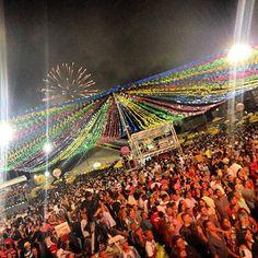 São João de Campina Grande, Paraíba - Uma das maiores festas do nordeste!