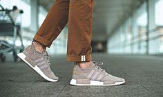 Adidas NMD R1 Beige Release Reminder