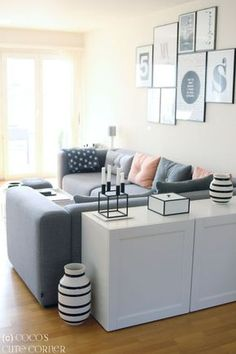 living room sofa and bookcase creates a room within a room the sofa is called scandinavia and. Black Bedroom Furniture Sets. Home Design Ideas