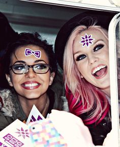 Find images and videos about little mix, perrie edwards and jade thirlwall on We Heart It - the app to get lost in what you love. Little Mix Girls, Mix Photo, Jesy Nelson, Perrie Edwards, Only Girl, Spice Girls, Best Friends Forever, Girl Bands, Black Star